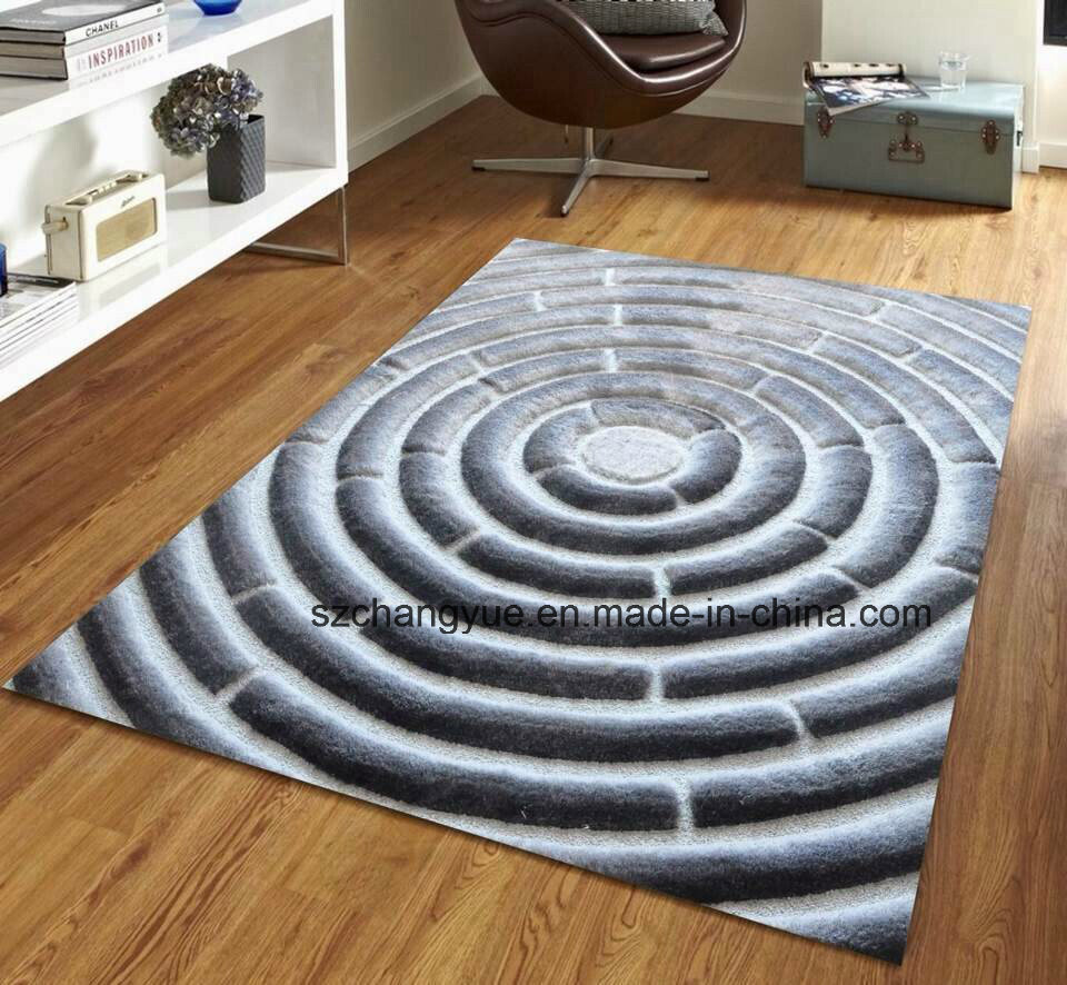 High Quality Polyester Modern Shaggy Rugs With Effects