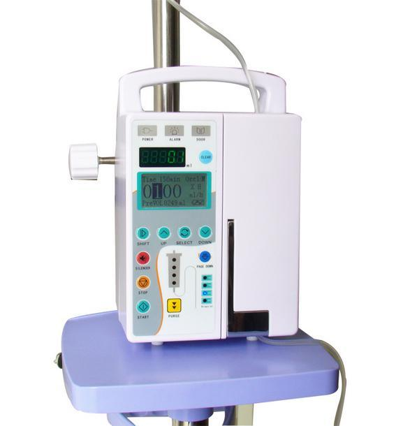Cws-820 Infusion Pump