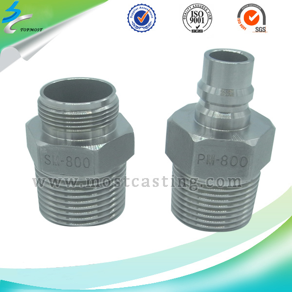 Investment Casting High Quality Stainless Steel Machine Parts Connector