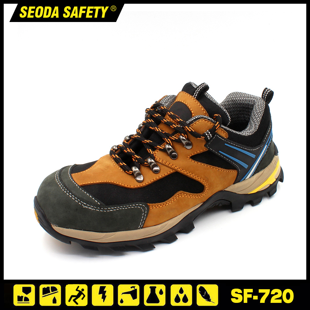 Safety Shoes and 200j Steel Toe Cap