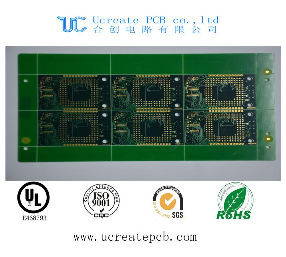 China 116 Layers 0232mm Circuit Board Pcb Assembly Shenzhen Oem Electronic Printed Manufacturerpcb