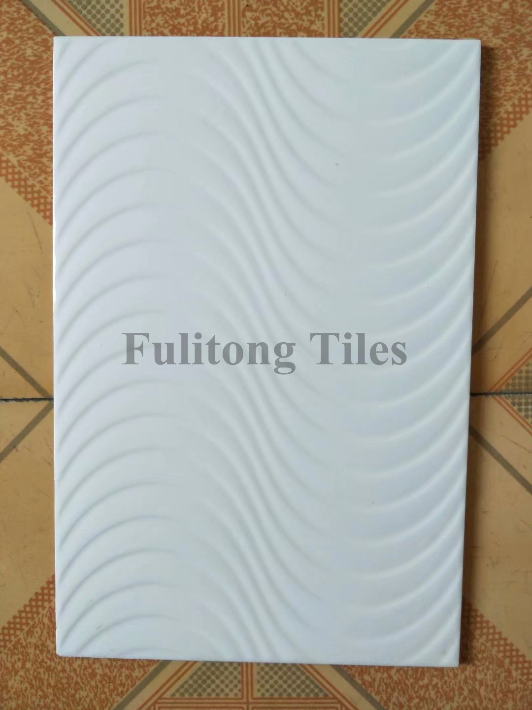 China Embossed Glazed Cheap Ceramic Wall Tile 20X30cm - China ...