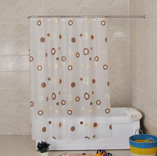 Plastic Shower Curtain Vinyl Heavy Duty