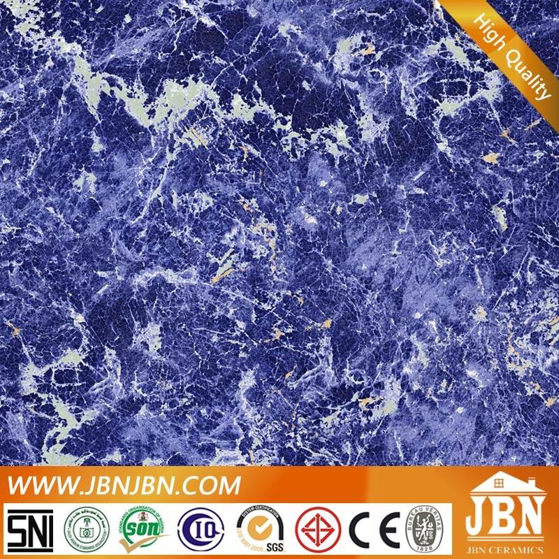 China Blue Marble Tilepolished Glazed Flooring Tiles Jm88057d