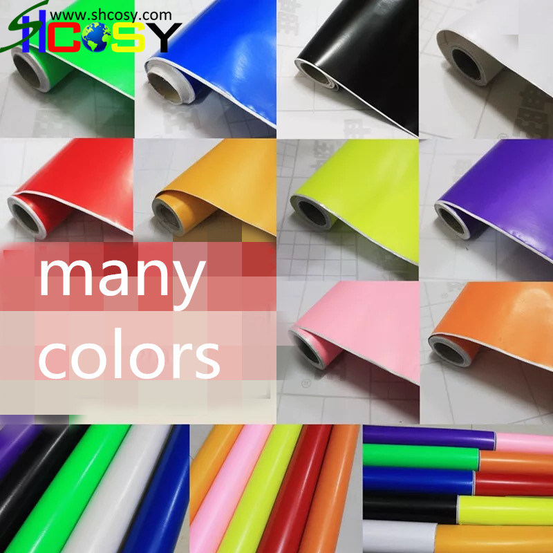 Color Cutting Vinyl Sticker for Window Decal and Car Graphics pictures & photos