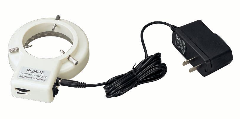 LED-48t LED Ring Light for Microscope with Brightness Adjustable