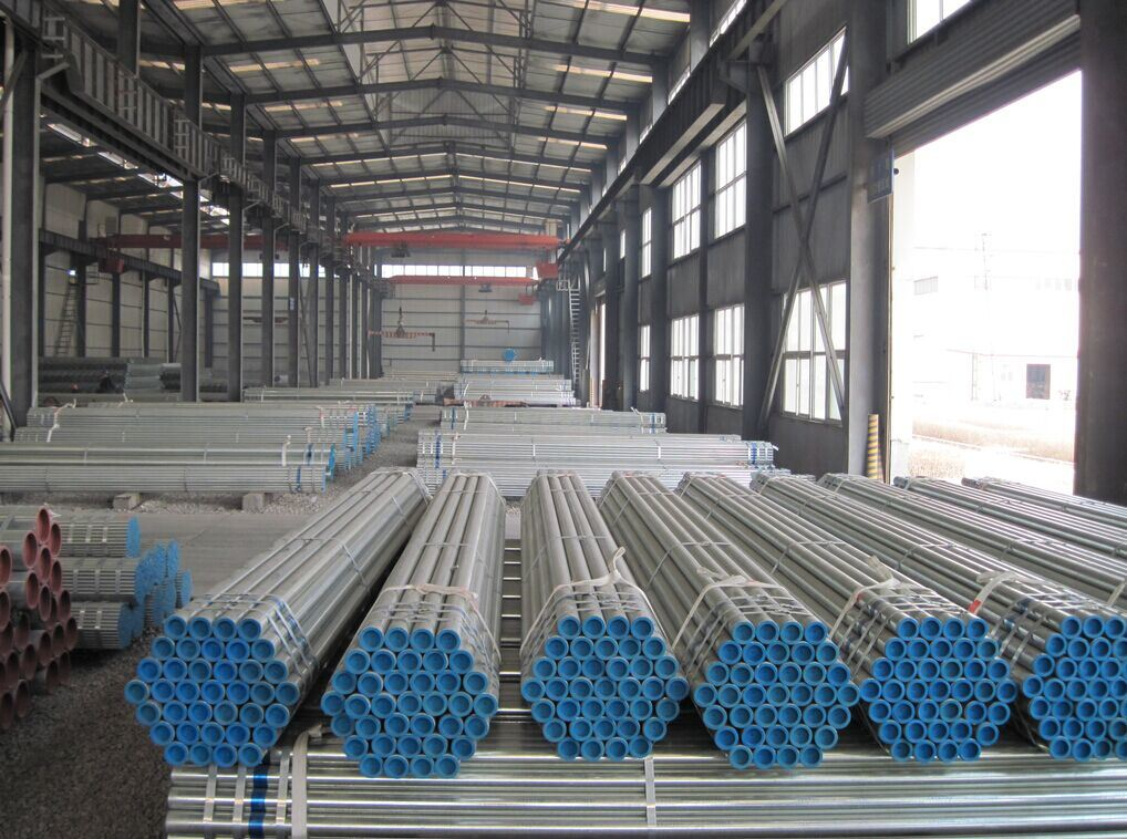 China Supplier High Quality Youfa Brand Gi Pipe pictures & photos