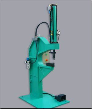 Cec Series Rivet Punching/Self-Clinching Machine pictures & photos