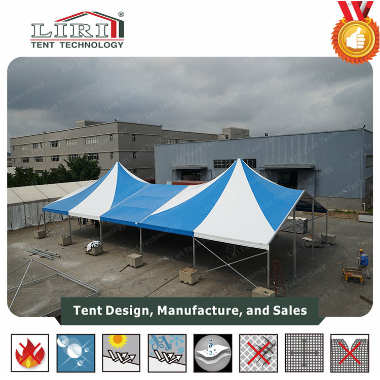 White High Peak Tents Wind Resistant, Custom Party Tent pictures & photos