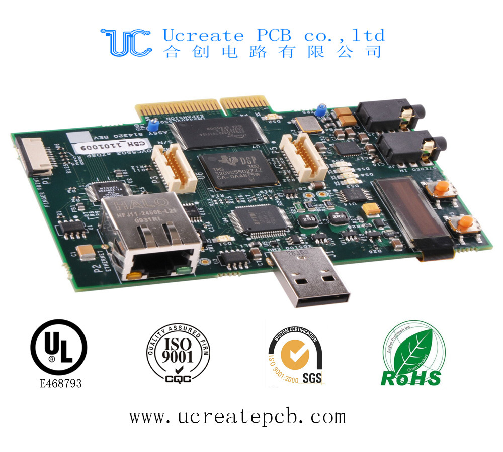 Wholesale Printed Circuit Board Assembly Buy Reliable Electronic Custom Ems Pcba Manufacturer With Ul Iso9001 Rohs Ts Sgs