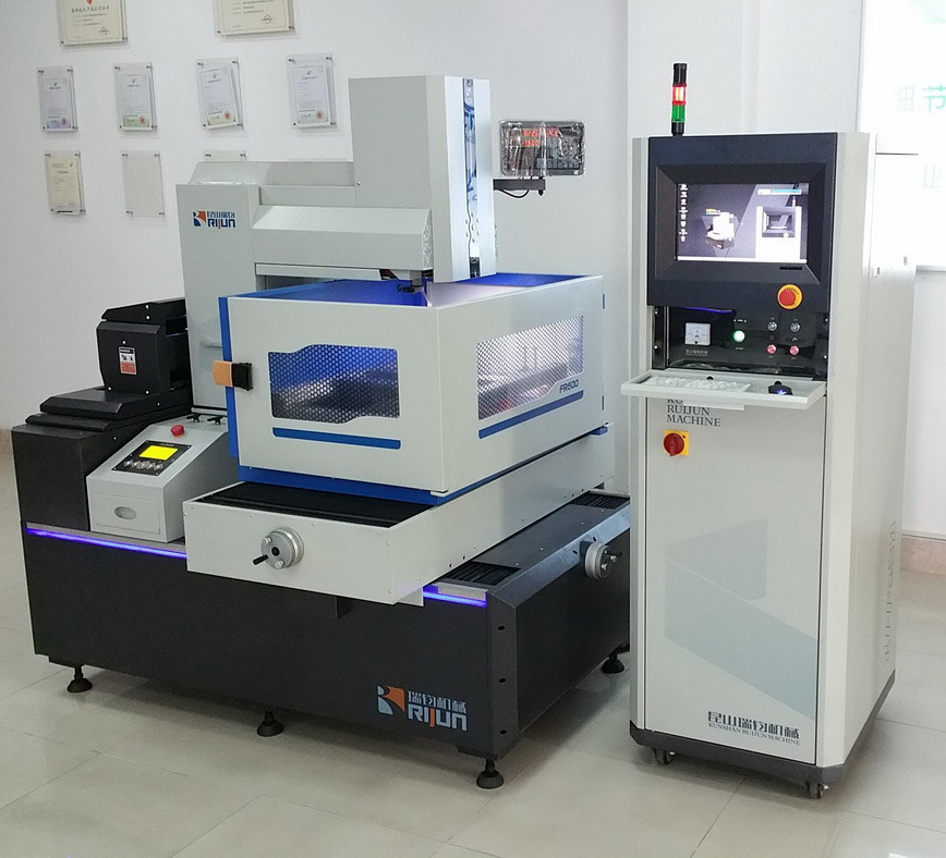 China Fr-400g Molybdenum Wire EDM Wire Cut Machine - China Wire Cut ...