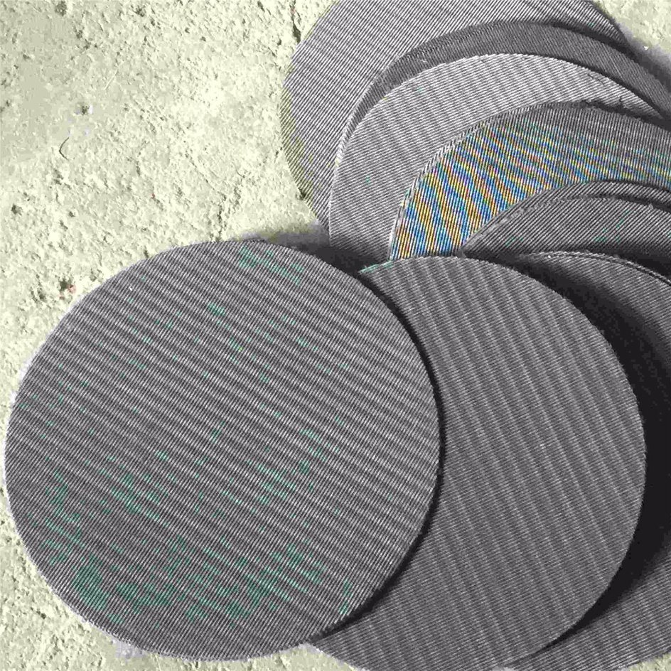 China Stainless Steel Wire Cloth/Black Iron Wire Mesh for Air Liquid ...