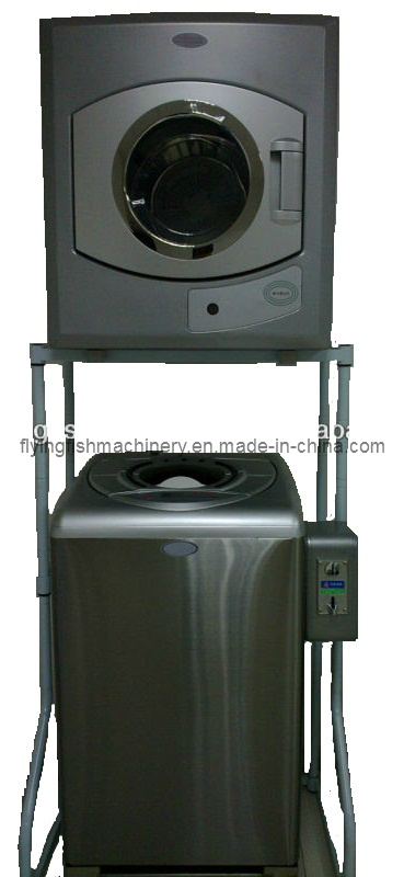 Full Automatic Industrial Stack Washer Dryer pictures & photos