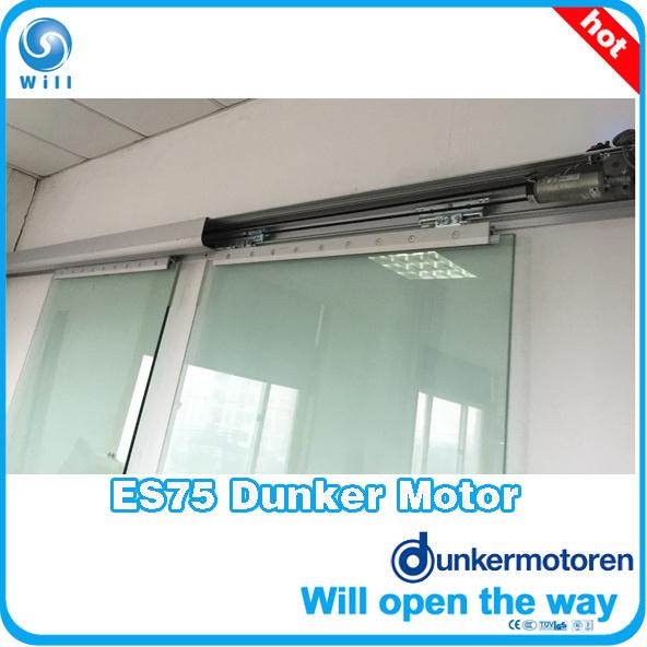China Es75 Economic Durable Automatic Glass Sliding Door China