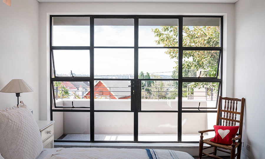 China Best Quality Iron French Doors Design - China Steel French ...