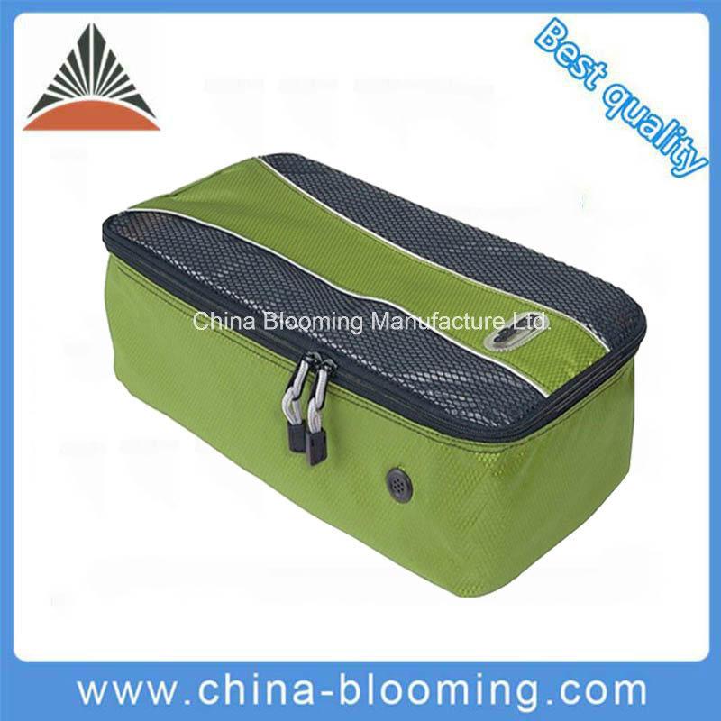 6de4562d660b China Waterproof Nylon Custom Sports Gym Portable Mesh Travel Shoes Bag -  China Shoes Bag
