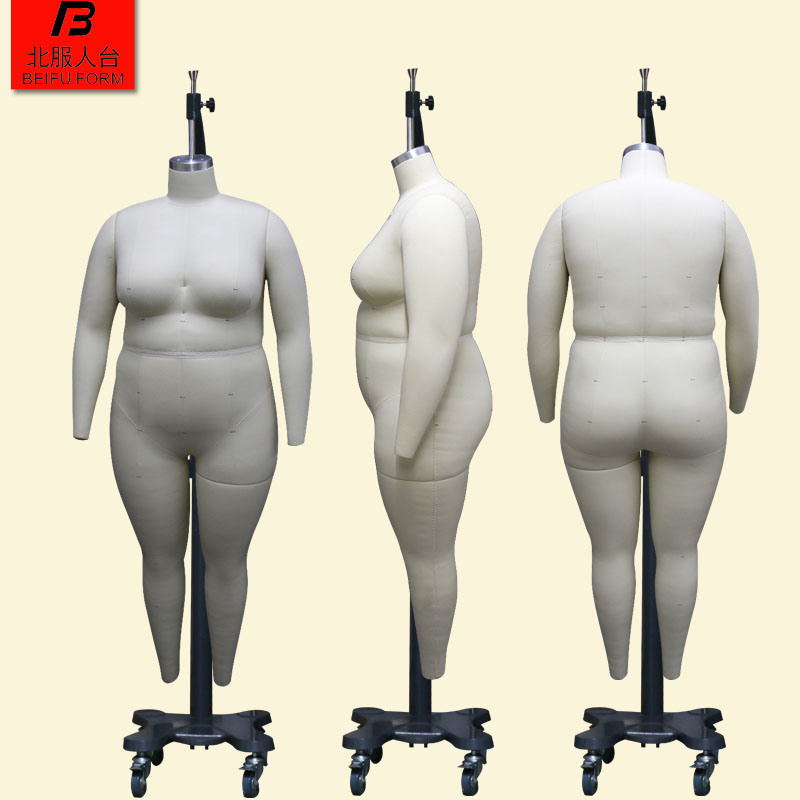 Beifu China Astm Us Standard Toilet Plus Size Seamstress Mannequin