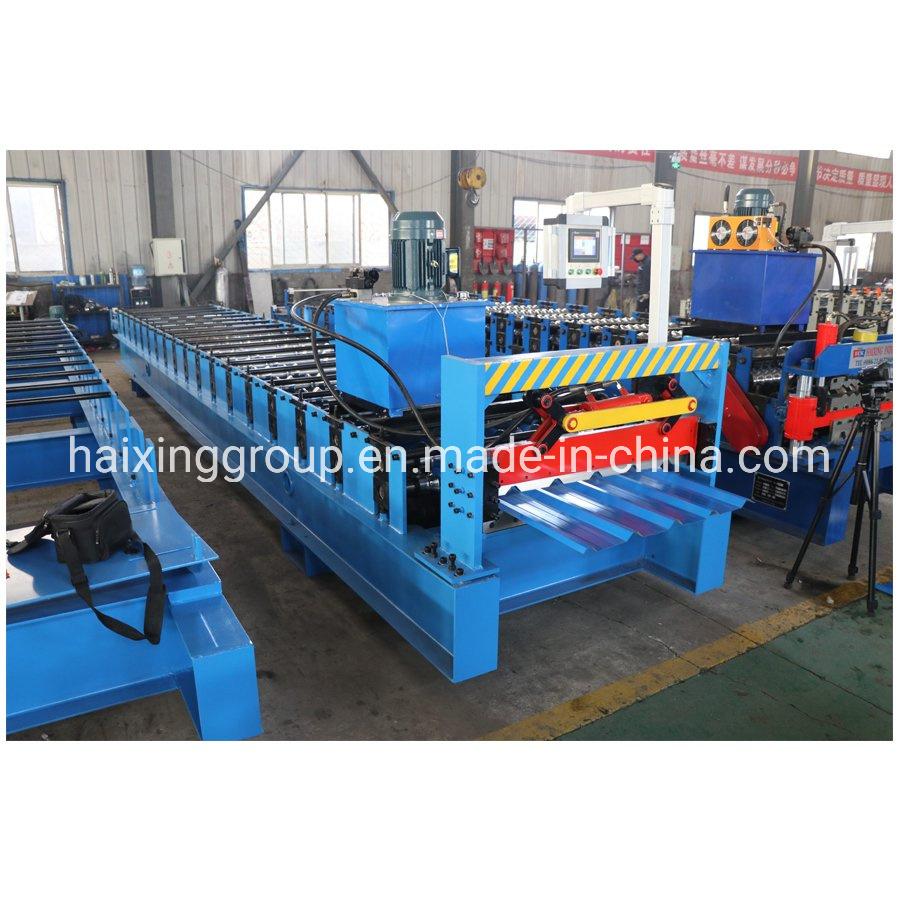 China It4 It5 Profile Making Machinery For Roofing Sheet China Profile Making Machinery Roofing Sheet Machine