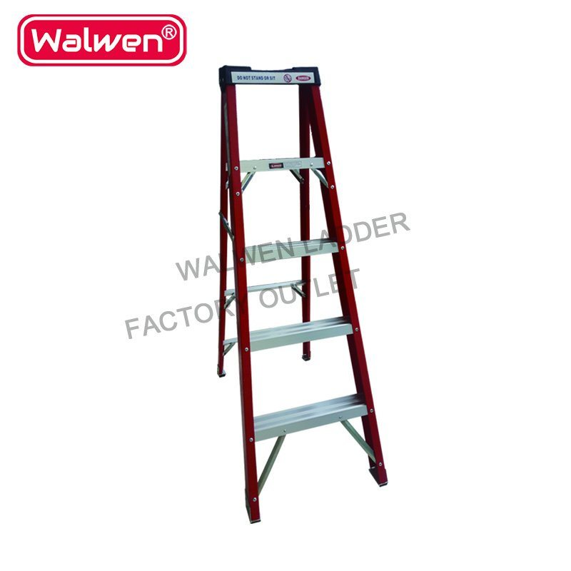 Miraculous China 5 Step Walwen Wholesale Escape Folding Step Frp Ladder Squirreltailoven Fun Painted Chair Ideas Images Squirreltailovenorg