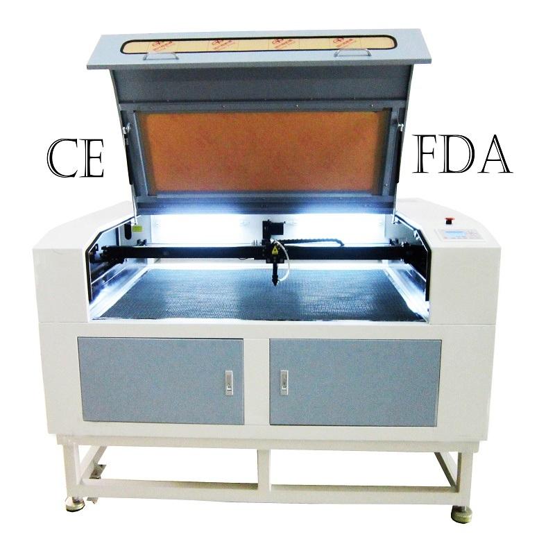 China High-End Ceramic Tile Laser Cutting Machine 80W/100W - China ...