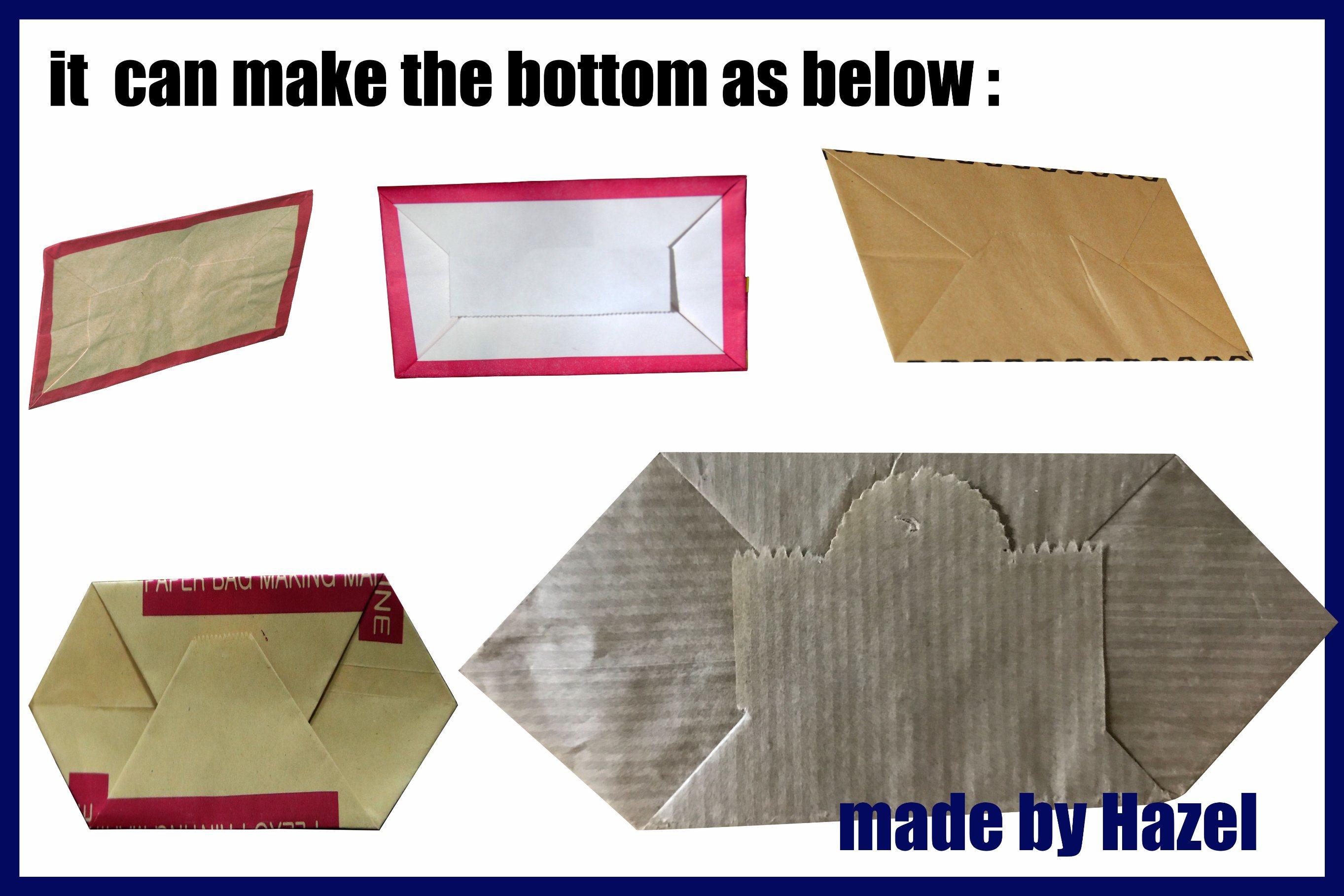 China Pe Laminated Paper Bag Machine Paper Shopping Bag Machine Paper Carry Bag Machine Photos Pictures Made In China Com