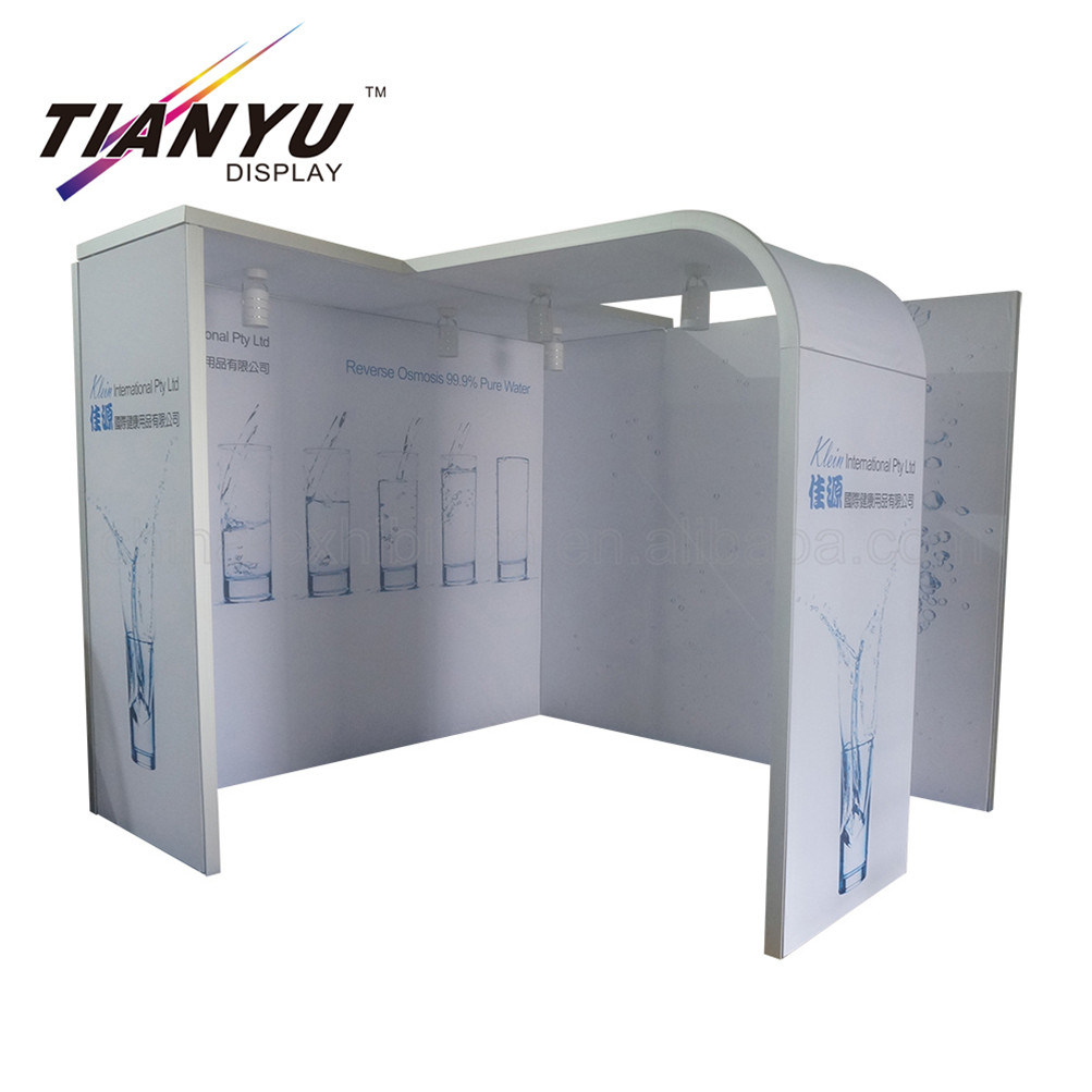 Exhibition Booth Size : China tianyu offer dated display platform exhibition booth trade