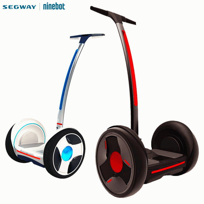 [Hot Item] 2019 Original 620wh Segway Self Balancing Electric Scooter  Ninebot Elite E E+