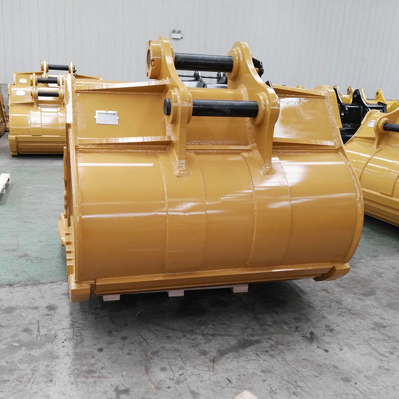 China Cat336f Backhoe 1650mm 2cbm Rock Bucket with Pins