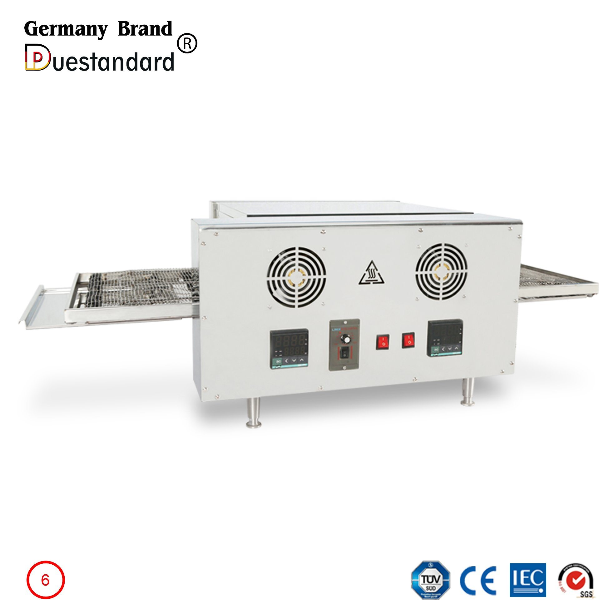 Used Pizza Ovens For Sale >> Hot Item New Hot Sale Mini Gas Conveyor Used Pizza Ovens For Sale