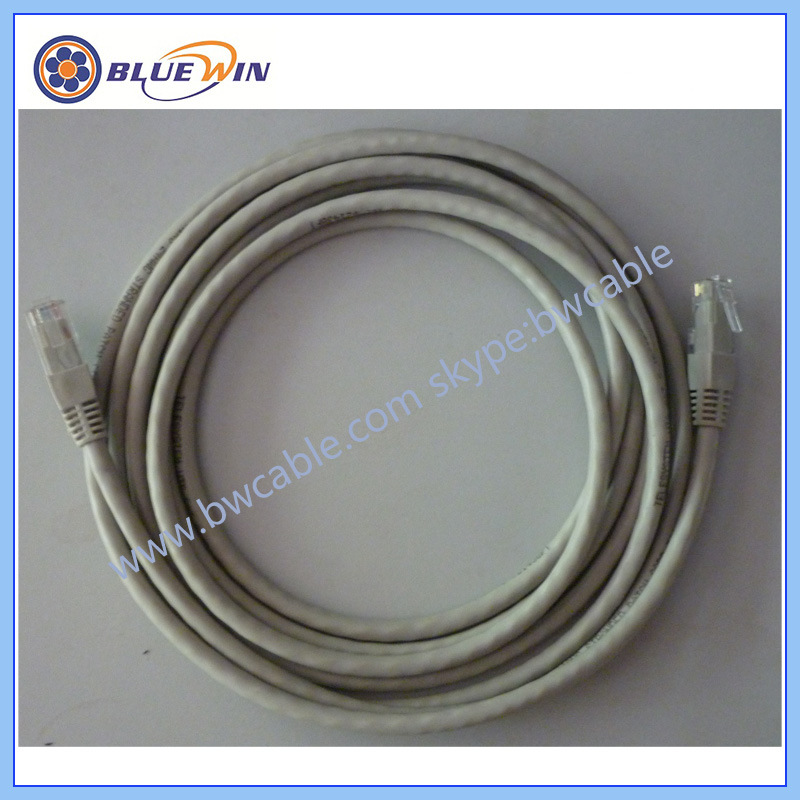 China Network Cable 4FT 4m 5 Meters 50 FT 500 50m 568A Or 568b