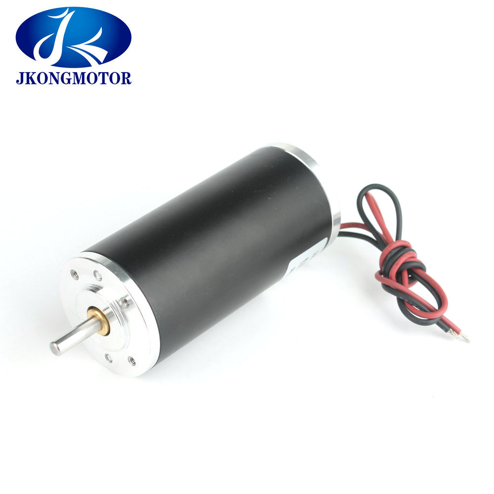 52mm Brush DC Motor Electric DC Motor 24V with Factory Price pictures & photos