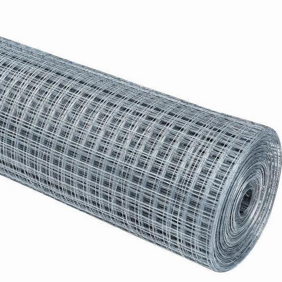 China Wholesale Welded Wire Mesh Roll for Construction (WWM) - China ...
