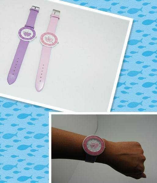 OEM New Promotional Lovely Fashion Watch pictures & photos