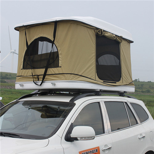 [Hot Item] Family Canvas Tent Camping Annex Truck Roof Top Tent