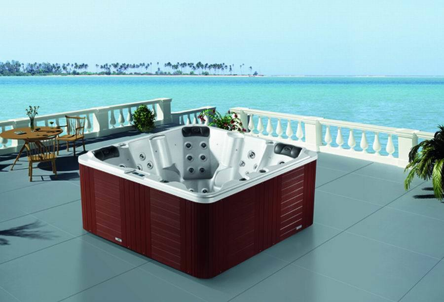 China 2 Lounges and 3 Seats USA Good Quality Balboa System Lucite ...
