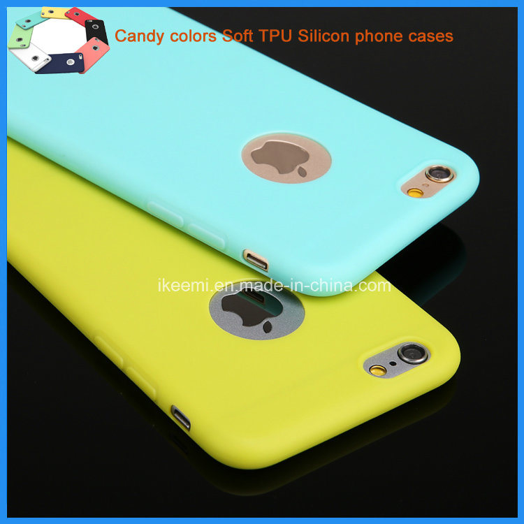 TPU Cell Phone Cover for iPhone 6s Plus
