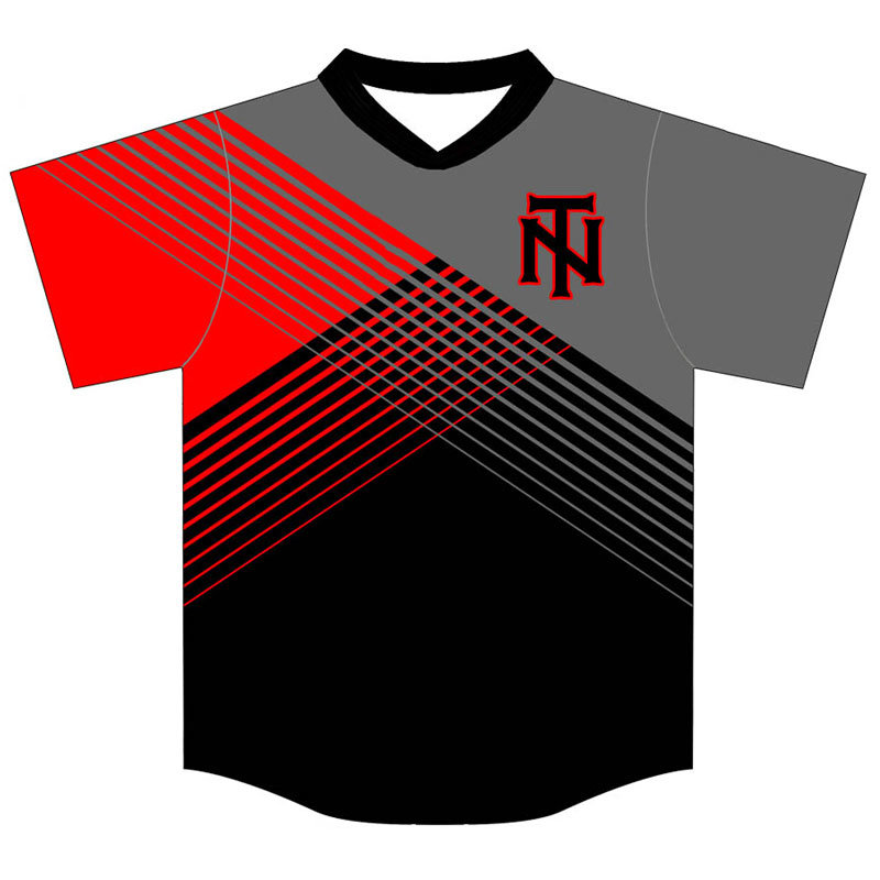 Personalized Youth Sublimation Baseball Shirts for Teams
