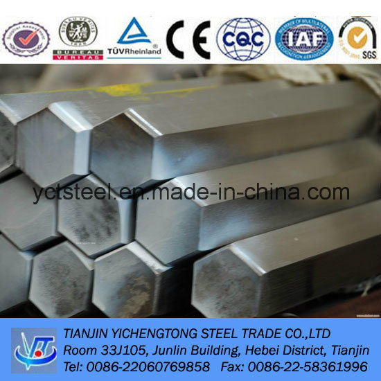 Cold Rolled Stainless Steel Hexagon Bar-Supplier in China