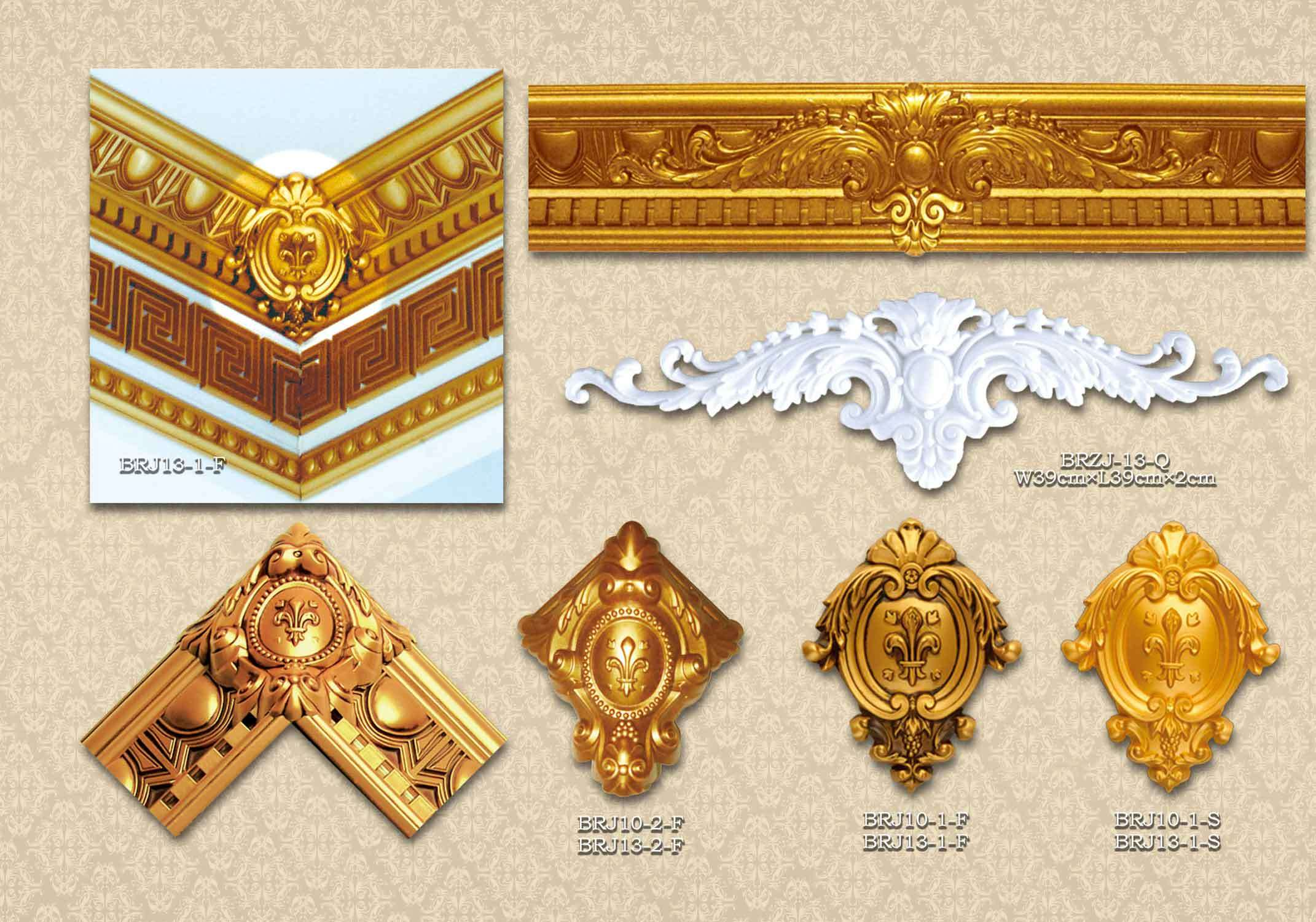 Banruo Luxurious & European Style Decorative Material