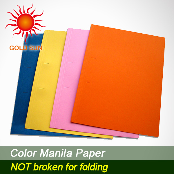 High Quality Costomized Manila Paper (DP-023)