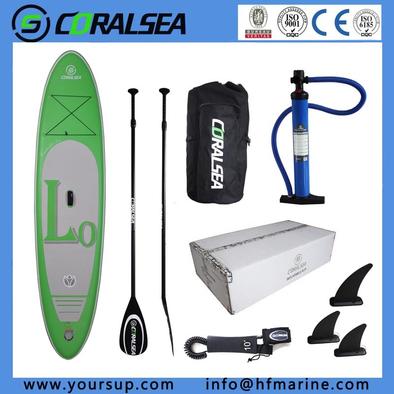 "Sup Paddle PVC Inflatable with High Quality (LV7′2"") pictures & photos"