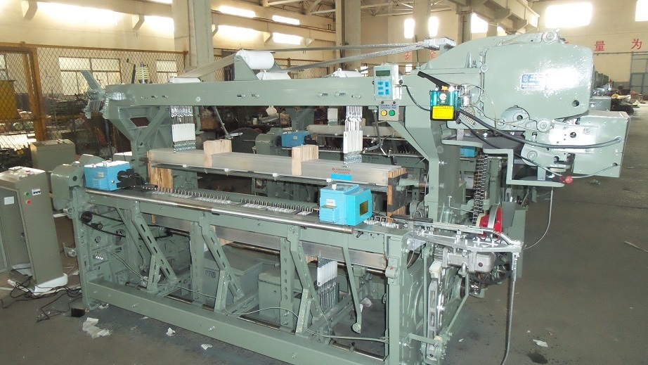 Hyr738-190t Rapier Loom with Tucking Device