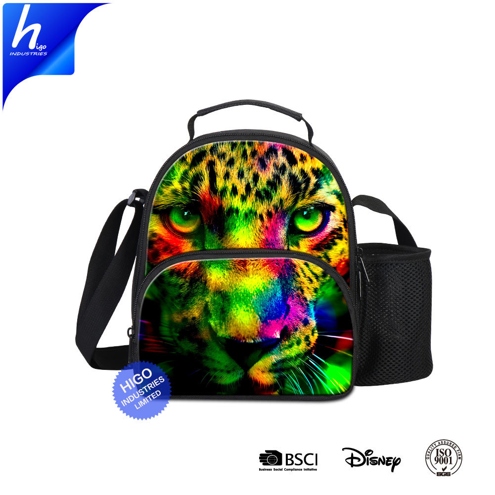 Men S Sublimation Insulated Lunch Bag