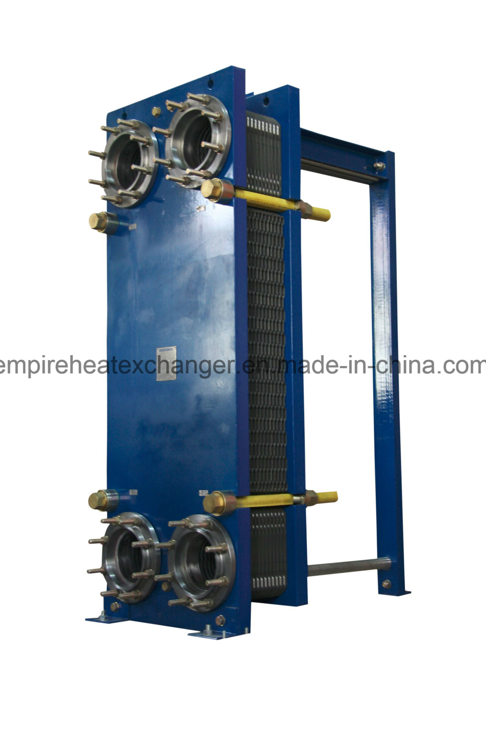 China Gasketed Plate and Frame Heat Exchangers Gphes - China Plate ...