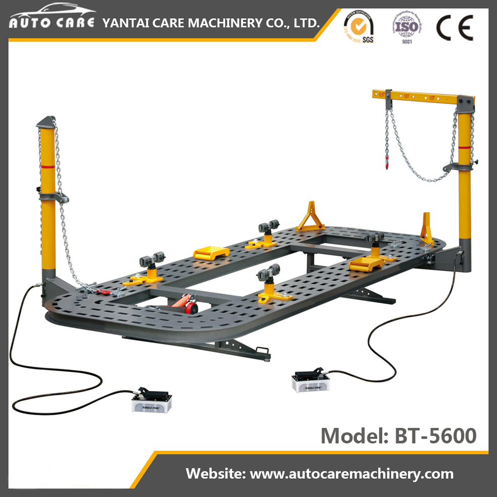 China Ce Approved Chassis Straightening Car Bench Used Auto Body ...