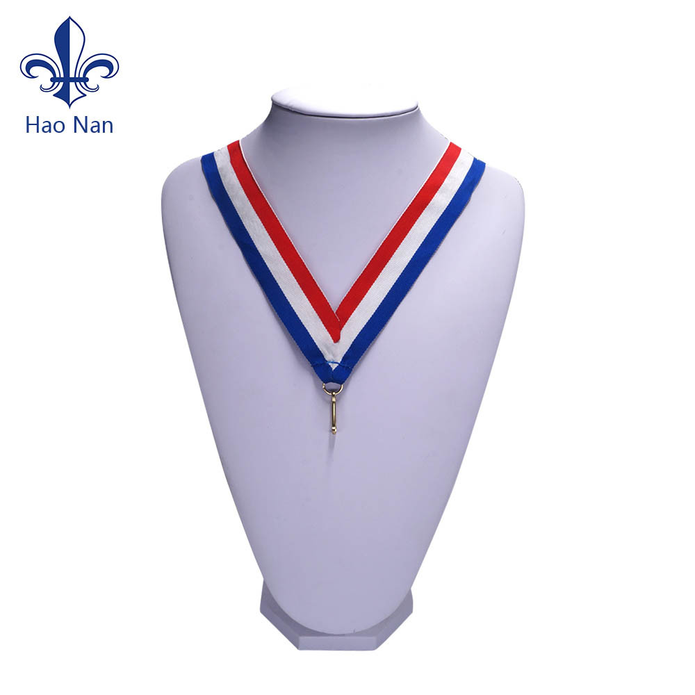 New Fashion Gift Item Sublimated Medal Ribbon for Military Wholesale