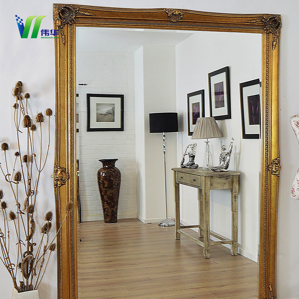 China Custom Full Floor Mirror /Decorative Wall Mirror /Make up ...
