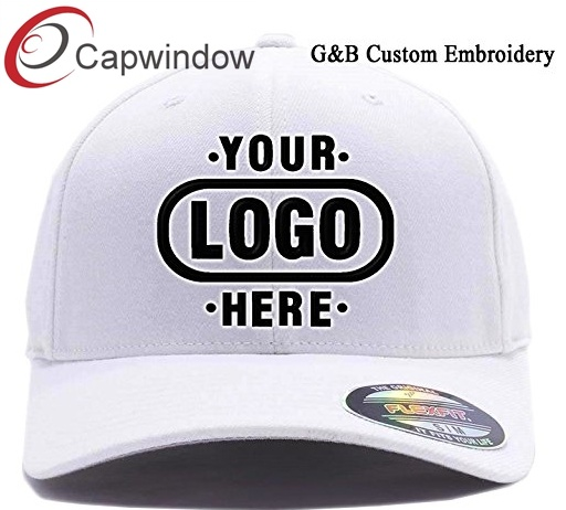 141d3cd8909 100% Cotton Baseball Cap with Your Logo Your Requirements Custom Hat