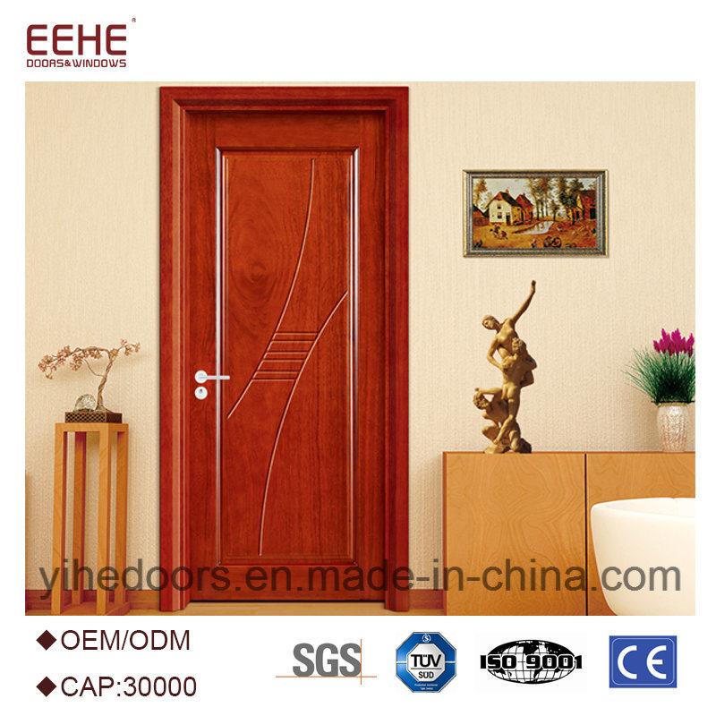 China Modern Bedroom Wooden Door