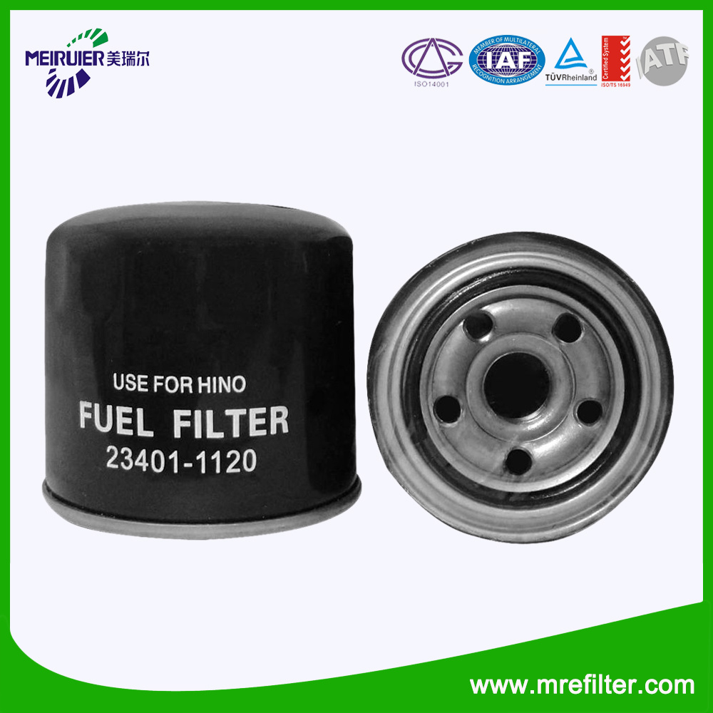 China Supplier Auto Parts Fuel Filter for Hino 23401-1120 - China Fuel  Filter for Hino 23401-1120, Hino Fuel Filter
